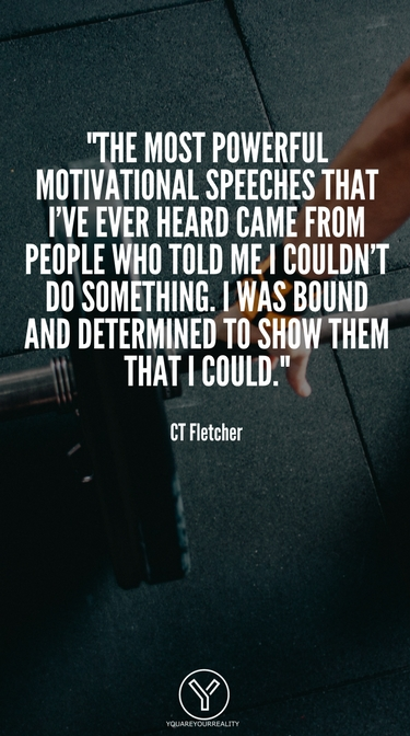 The Most Powerful Motivational Speeches That I Ve Ever Heard Came